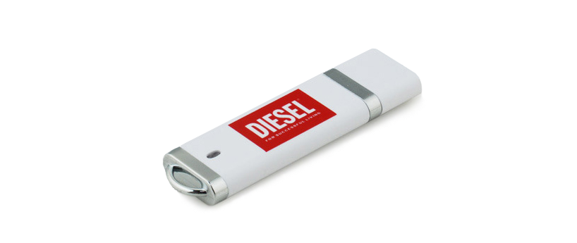 USB Recycled Slim