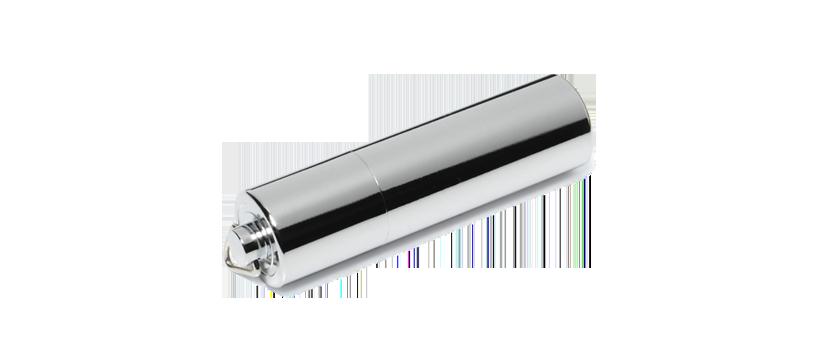 USB metaal batterij