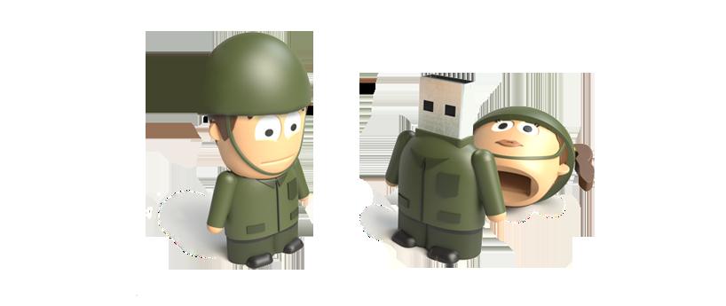 USB special Army
