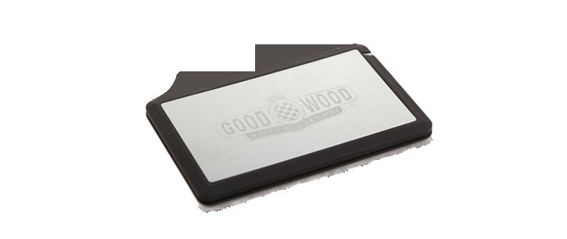 USB Creditcard Plate