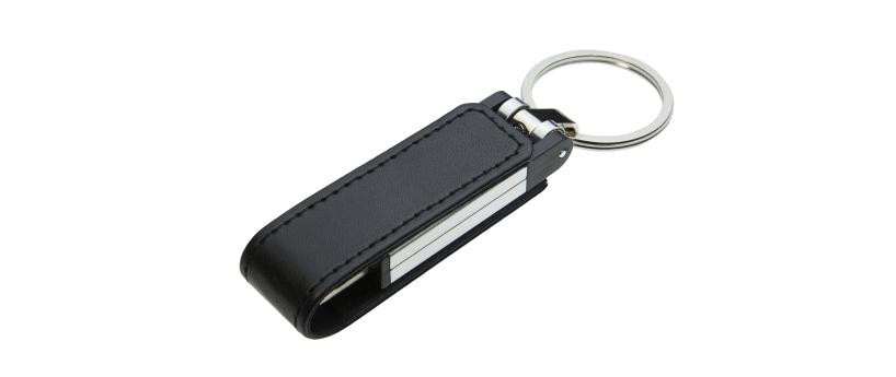 USB leder Flip