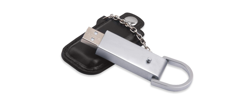 USB leder Holster