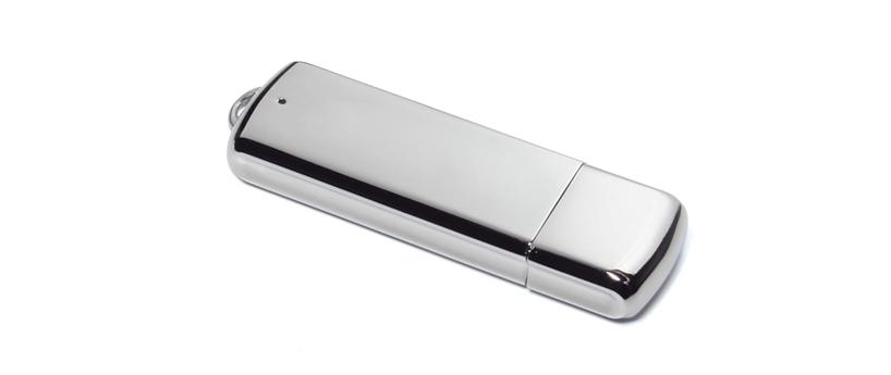 USB metaal exclusief