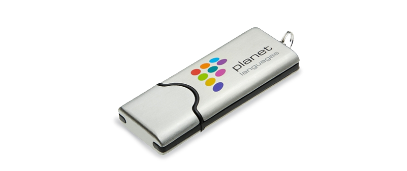 USB metaal plate 1