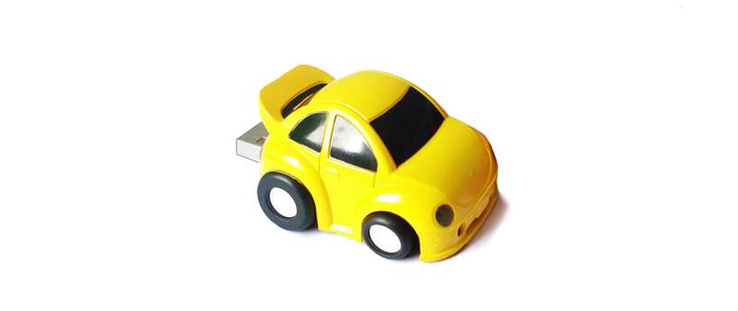 USB toy car