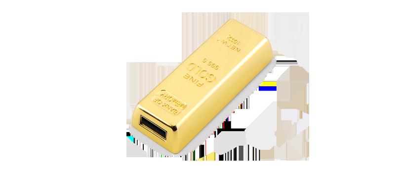 USB speciaal goldbar