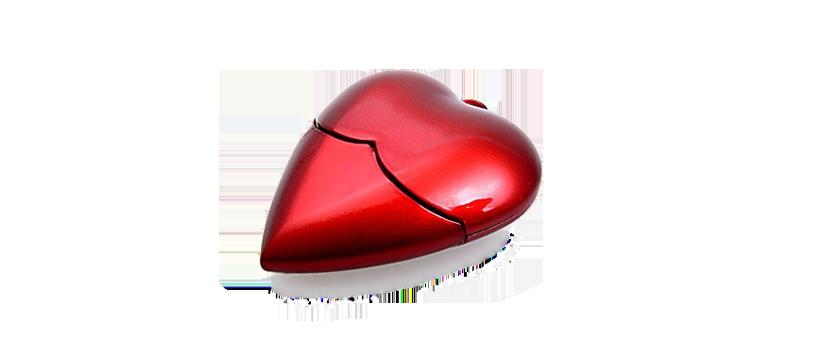 USB speciaal liefdeshart