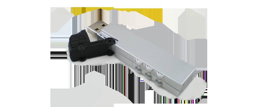 USB Speciaal vrachtwagen