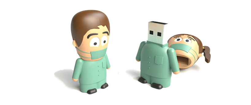 USB Character Surgeon