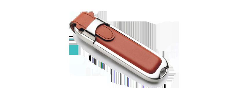 USB Leder Original