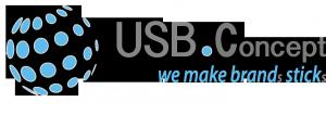Logo USB concept